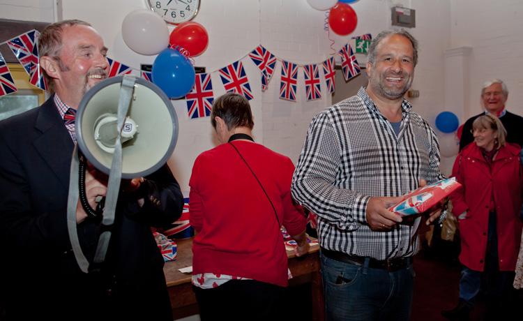Jubilee Celebrations – Copyright Henry Allen