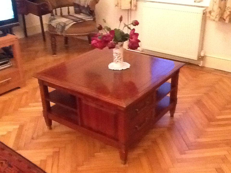 Laura Ashley Coffee Table For Sale