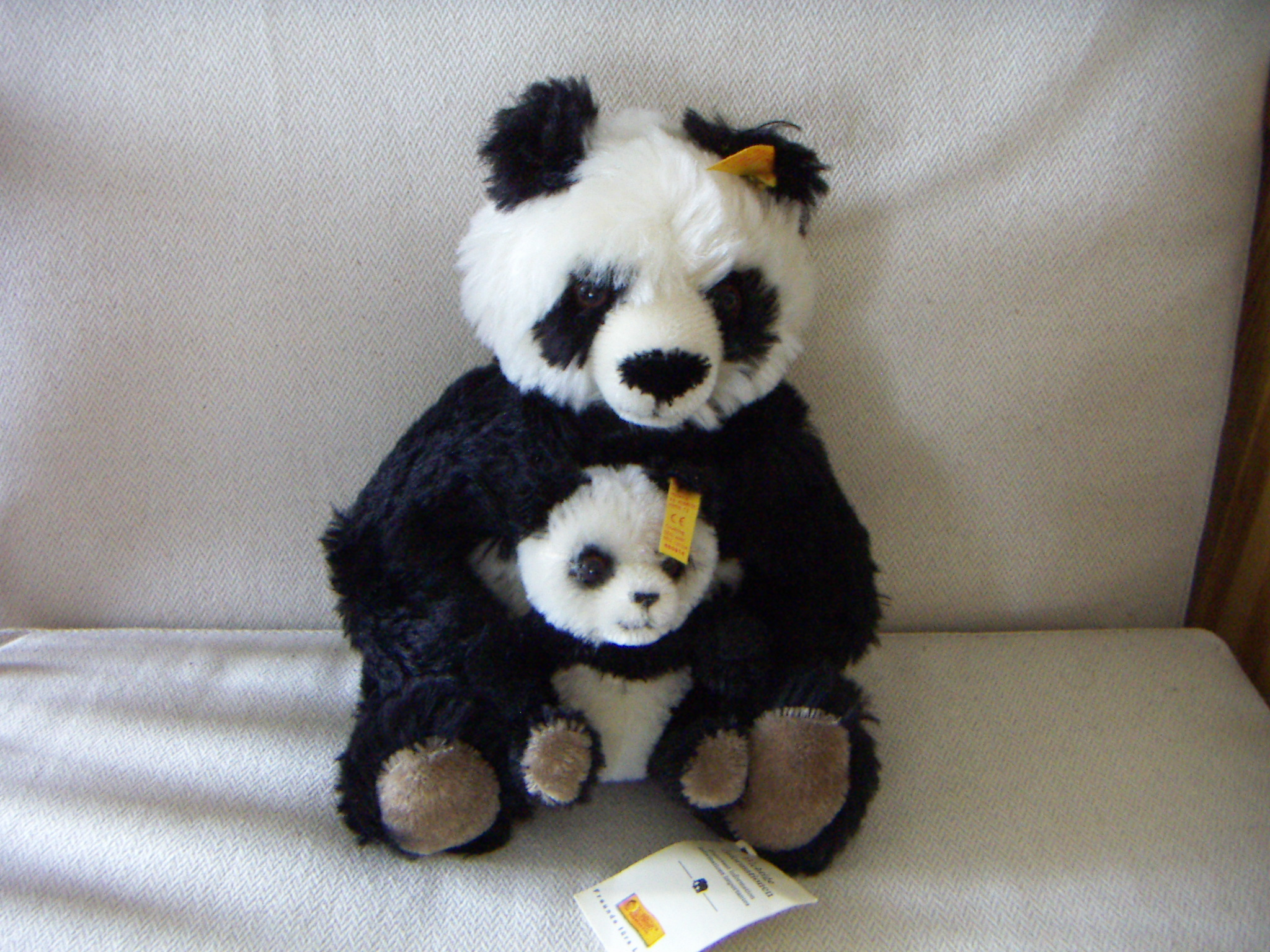 for sale nintendo ds and games and steiff panda and baby belton in rutland belton in. Black Bedroom Furniture Sets. Home Design Ideas
