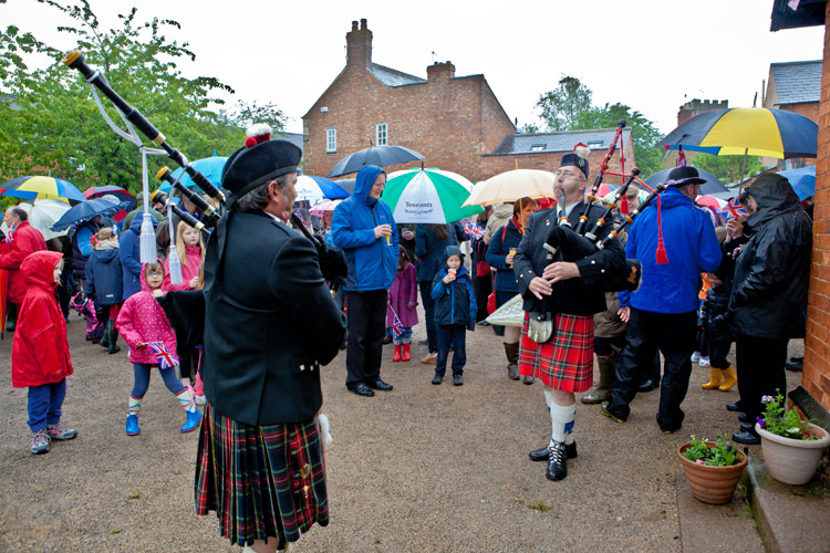 Jubilee Celebrations – Copyright Henry Allen